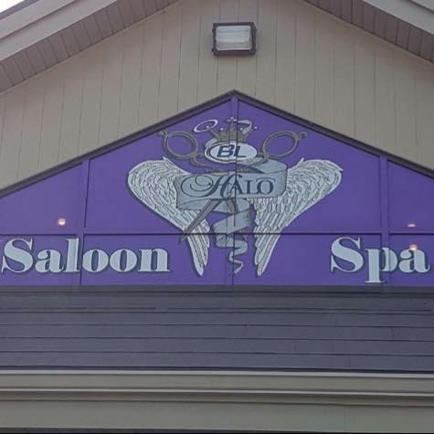 Halo Saloon