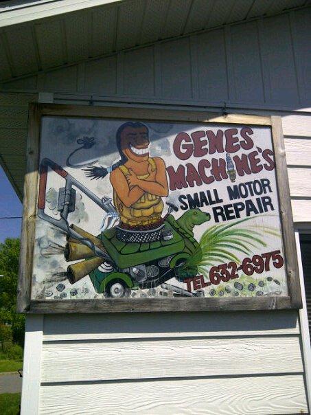 Gene's Machines