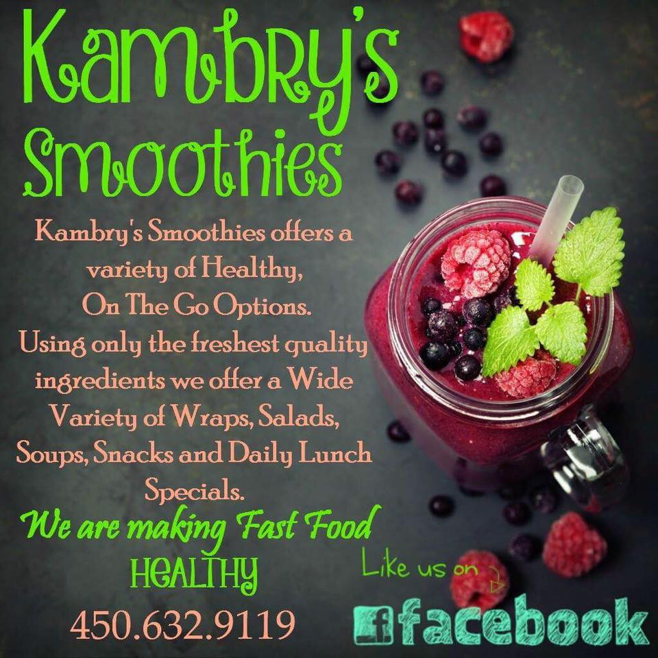 Kambry's Smoothies