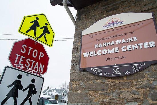 Kahnawà:ke Welcome Center